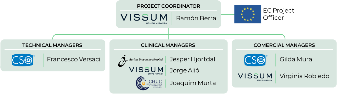 VEMoS partners schema